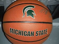 MILES BRIDGES signed MICHIGAN STATE SPARTANS TEAM  BASKETBALL #22