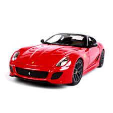 Bburago 1/24 Red Ferrari 599GTO Alloy Classic Car Model Toys Collection Vehicles