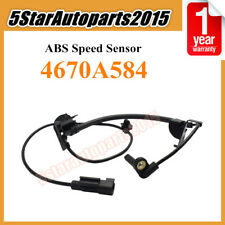 4670A584 Rear Right ABS Speed Sensor for Mitsubishi Lancer 2.0 2.4 Outlander 3.0