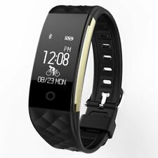 Sports Fitness Tracker Watch Heart Rate Activity Monitor B Fit