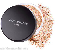 bareMinerals MATTE SPF15 Loose Powder FOUNDATION 1.5g TRAVEL Fairly Light N10