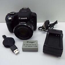 Canon PowerShot SX50 HS 12.1MP Digital Camera - Black (LOOK DESCRIPTION) J3500