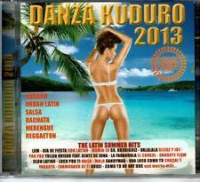 Danza Kuduro 2013  (2 CDS Set)  BRAND  NEW SEALED CD