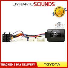 Control Adaptador de Dirección,Estéreo Kenwood para Toyota Yaris RAV4 Prado