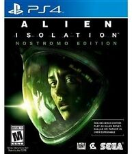 Alien Isolation Nostromo Edition - Game Ps4 PlayStation 4