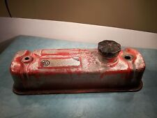 MG Midget 1961 1962 1965 1967 1969 1970 1975 1979 - Valve Cover MG457 with Cap