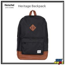"""Herschel Supply Co. Heritage Backpack w/Laptop sleeve 15"""" school bag (4 Colors)"""