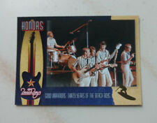 2013 Panini Beach Boys Honors Gold Surfer 16-Card Complete Set (Mint Condition!)