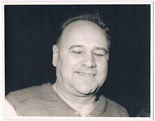 Original Quebec Aces Hockey Fred Kowalchuk Photo