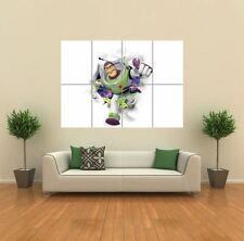 TOY STORY BUZZ LIGHTYEAR NEW GIANT LARGE ART PRINT POSTER PICTURE WALL G901