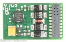Bachmann 36-557 E-Z Command 4 Function DCC decoder 21 pin Digital Decoder Bk EMF