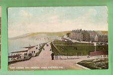 #C. Postcard - The Lawns & Beachy Head, Eastbourne