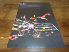 MUSE - Live at Rome !!! 2013 !!! PRESS ADVERT / Publicité !!!