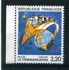 FRANCE 1988, timbre 2503, Communication en BD, neuf**
