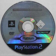 Jeu PRO EVOLUTION SOCCER 6 Platinum pes 6 pour playstation 2 PS2 foot loose #