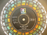 FOUR TOPS THE WELL IS DRY / MIDNIGHT FLOWER abc 4013