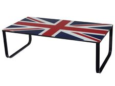 CLEANRANCE UNION JACK COFFEE TABLE RRP £249.95