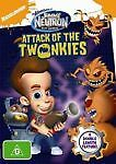 Jimmy Neutron - Attack Of The Twonkies (DVD, 2006) new sealed