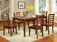 Oak square dining furniture sets ebay modern watchthetrailerfo