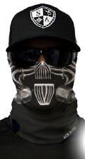 FACE MASK - GAS MASK (Motorcycle, Ski/Snow, Fishing, Paintball)