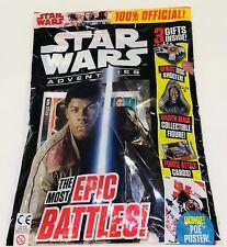 Star Wars Adventures Magazine #33 - Amazing Free Gifts! (New)