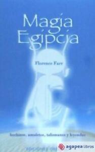 Magia egipcia: hechizos, amuletos, talismanes y leyendas. NUEVO. ENVÍO URGENTE