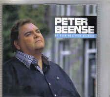 Peter Beense-Ik Kan Blijven Kijken Promo cd single