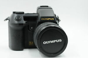 Olympus E-20N 5MP Digital Camera w/4x ED Zoom E20N #880