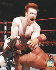 SHAMUS WWE WRESTLING 8 X 10 AUTHENTIC LICENSED PHOTO NEW #624