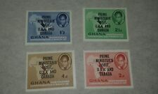 Ghana 1958 Prime Ministers Visit to USA & Canada MH