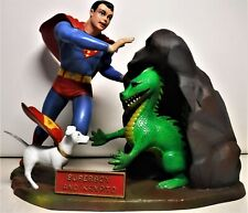 AURORA SUPERBOY ORIGINAL 1965 DC COMICS SUPER HERO Professionally AIR BRUSHED