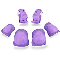 Knee Pad Elbow Pads Guards Protective Gear Set for Rollerblade Roller Skates New