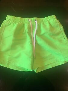 Mens Sundek Swim Shorts Size M