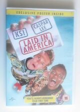 Laid in America  DVD 2016 comedy starring Caspar Lee KSI