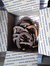 20 USED Steel HORSESHOES Straight from Montana Patina Included - Free Shipping