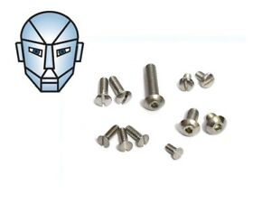 Stainless Steel Rebolt Screw Kit - To Suit Crosman 2250, 2250XL