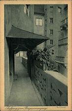 Paul Hommel AK um 1920 BRAUNECK b. Niedersteinach Burg ungelaufene Postcard