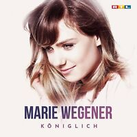 MARIE WEGENER - KÖNIGLICH   CD NEU