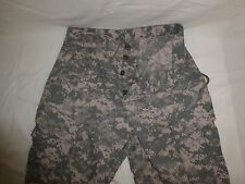 ACU Combat Uniform Pants Medium Short FRACU Military Digital