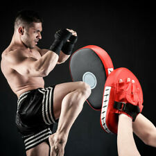 2pcs Focus Boxing Punch Mitts Training Pad for MMA Karate Muay Thai Kick Train