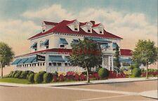 Postcard Watson's Coffee Shoppe Ocean City New Jersey NJ