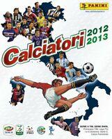 Calciatori 2012-2013 Album Vuoto Panini