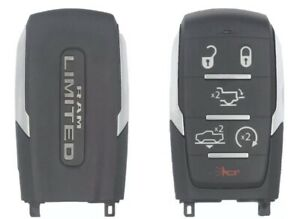 Dodge Ram Limited 1500 Genuine Smart Remote Key FOB 68312808AD OHT-4882056