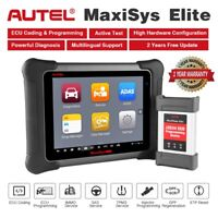 Autel MaxiSys Elite OBD2 Car Scanner Tablet J2534 ECU Programming Better MK908P