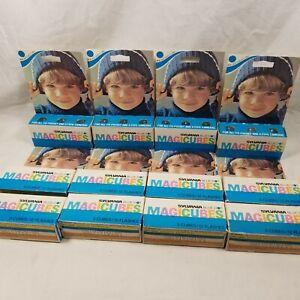 Sylvania Blue Dot Magicubes 12 Cards 3 Cube Per Card 110 Pocket & X Type Cameras