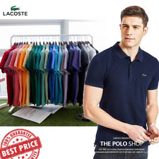 2021 Cotton Men And Women Retro Lacoste Short Sleeve Polo T-Shirt Golf T-Shirt
