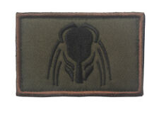 PREDATOR ALIEN MOVIE ARNOLD ARMY MORALE MILITARY HOOK PATCH SWAT FOREST BADGE