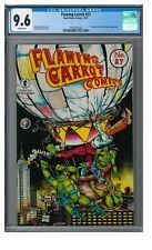 Flaming Carrot #27 (1991) Todd McFarlane Ninja Turtles CGC 9.6 EB220