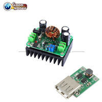 600W DC 10-60V to 12-80V Boost Converter Step-up Module Car Power Supply 500mA