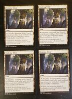 4x Evolving Wilds Conspiracy Take The Crown Mtg Magic Sacrifice Land Card 2016